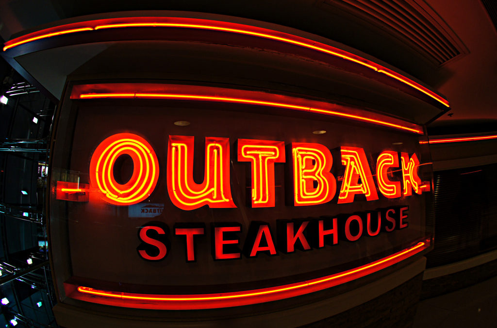 Outback Steakhouse: Vegetarian, Vegan, Halal Options