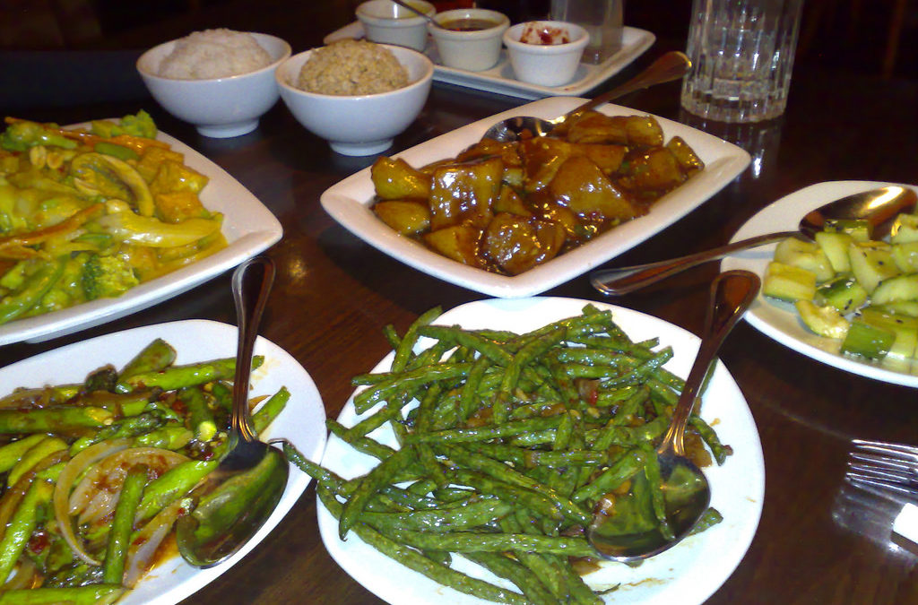 Eating Vegan at P.F. Chang's China Bistro (Also: Vegetarian, Halal, Kosher Eats)