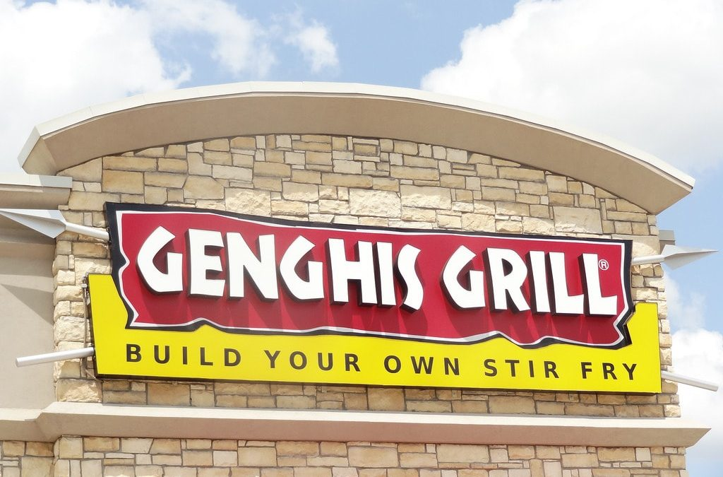 Vegan And Vegetarian Options At Genghis Grill Approved Eats