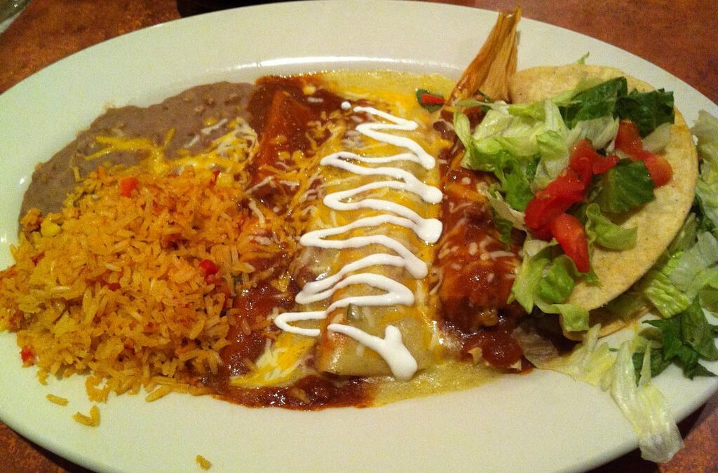 Vegetarian Options at On the Border Mexican Grill and Cantina