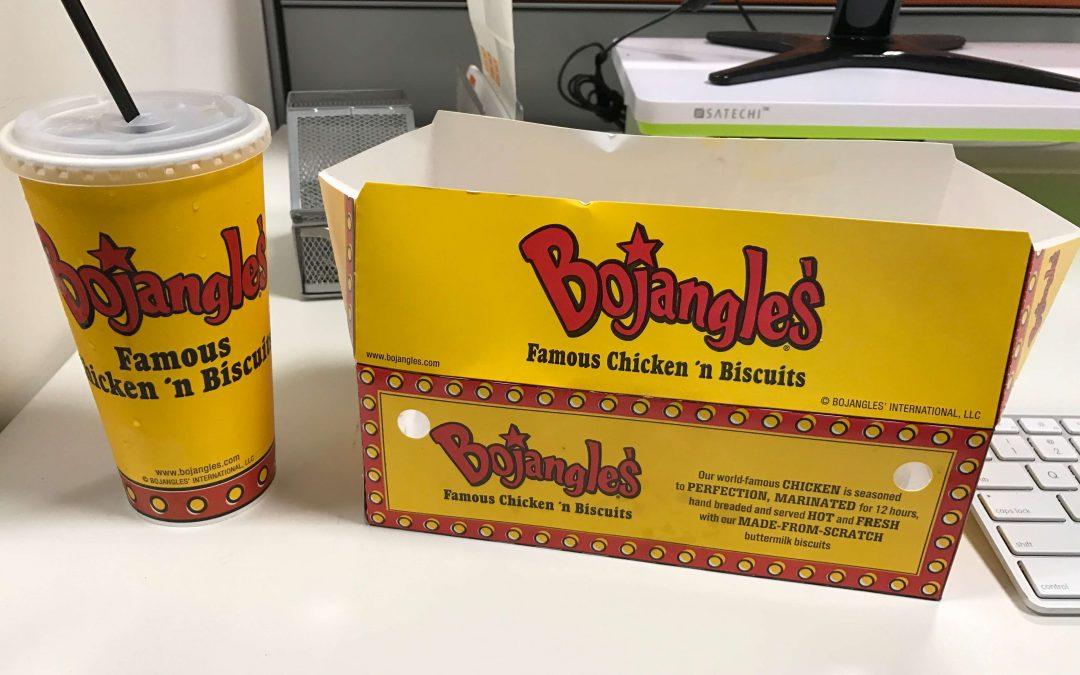 Bojangles' Menu –  Vegetarian Options