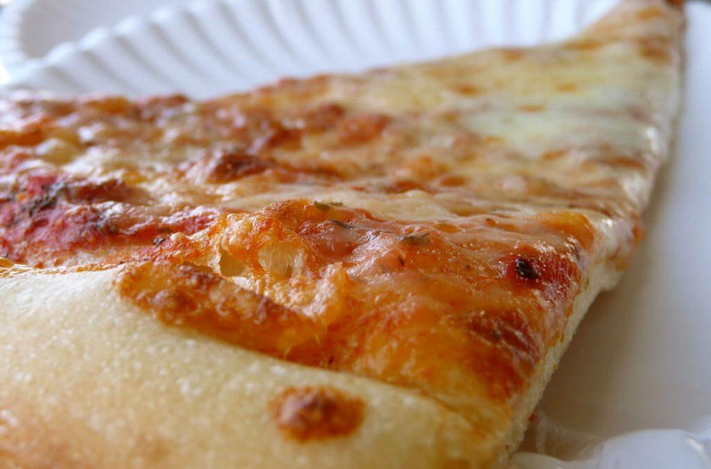 Broadway Pizza Menu – Vegetarian Options