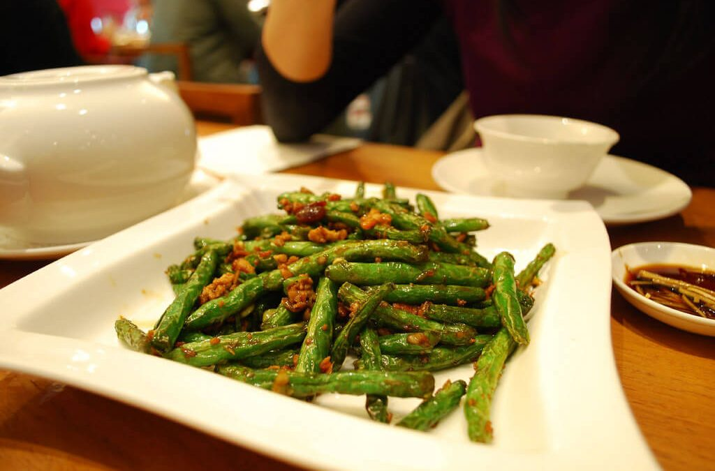 Din Tai Fung Menu – Vegan Options