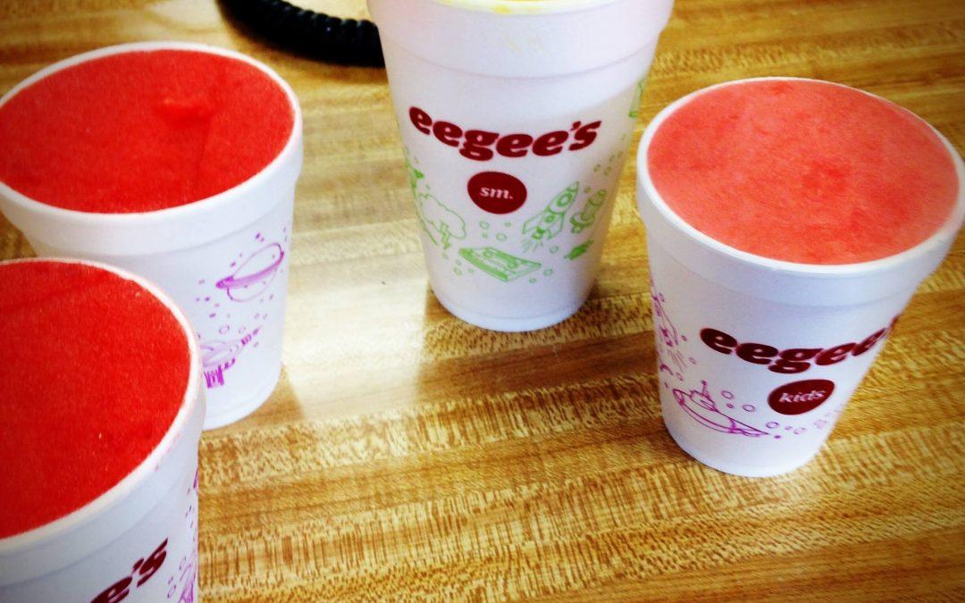 Eegee's Menu – Vegan Options