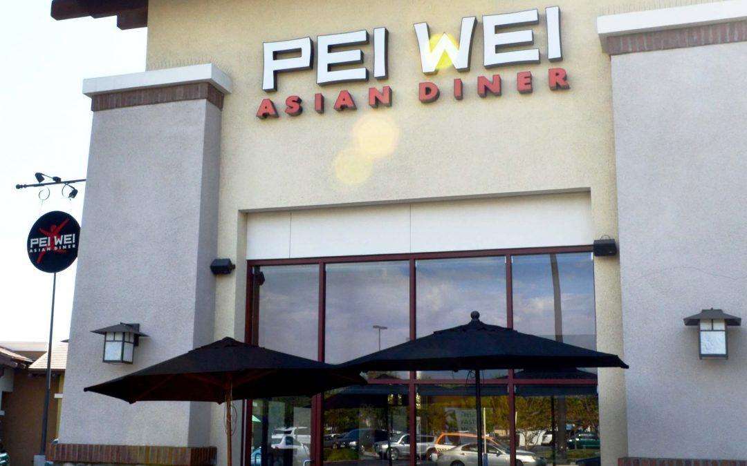 Pei Wei Menu – Vegan and Vegetarian Options